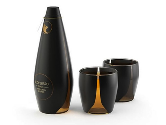 Licor Beirao Drink Design