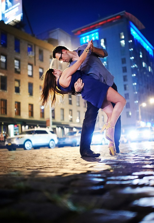Dancing in Streets Photography