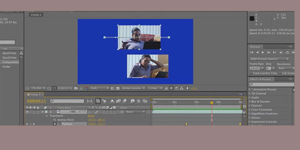 Understanding Interpolation Animation in After Effects CS5