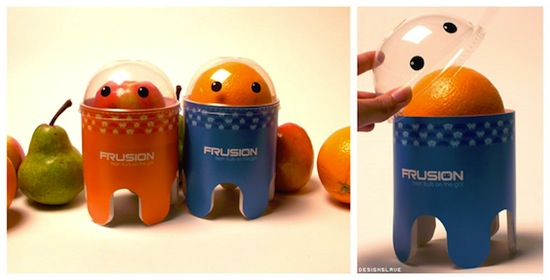 frusion packaging