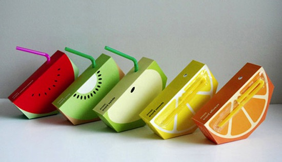 Jooze juice packaging