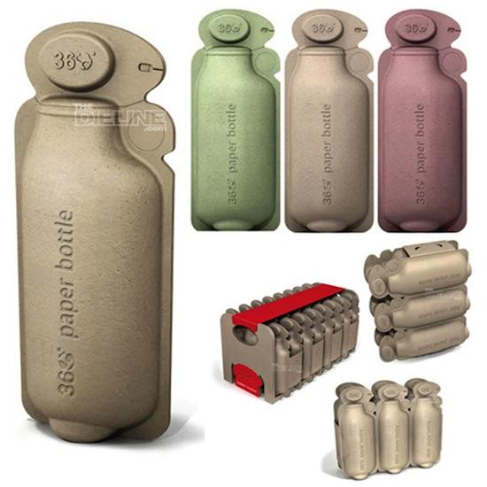 360 paper bottle