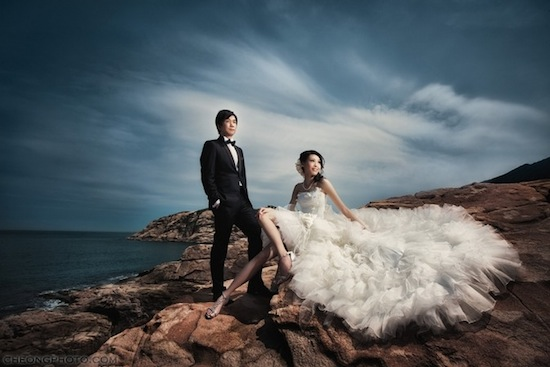 Pre-Wedding at Beach side