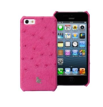 Jiscon Leather pink Case grip