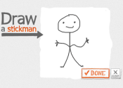 Draw a Stickman : nominated best handheld mobile game