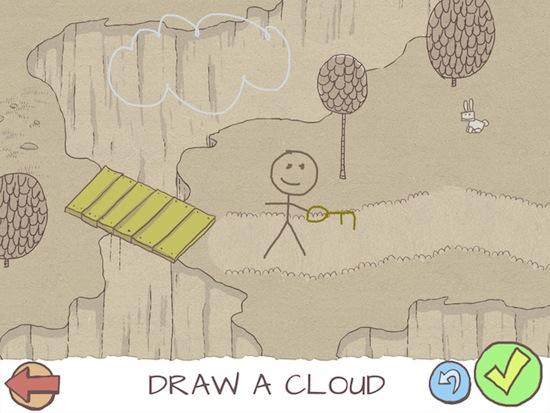Screen Shots : Draw a Stickman Epic 1