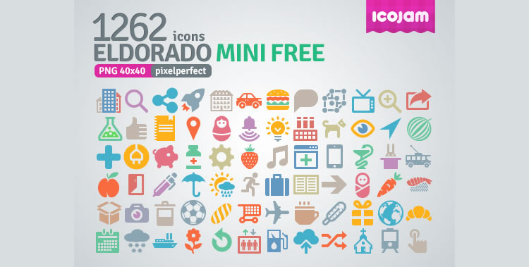 Eldorado Mini icons download