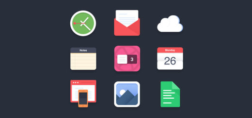 20 Best Web Icon Designs Sets