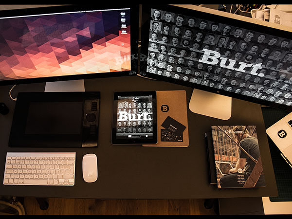 Best-Workspace-Design-for-macbook-Room-or-Office
