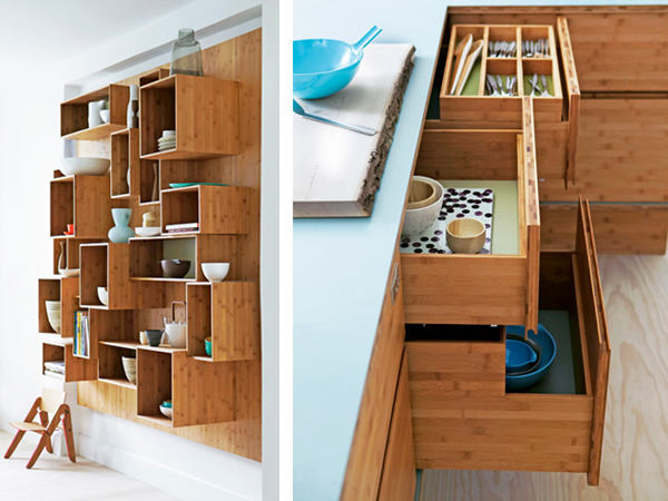 Bamboo Kitchen Furniture