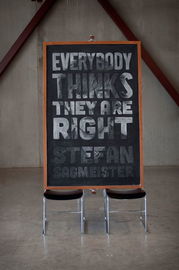 Inspirational Chalkboard Quotations 9
