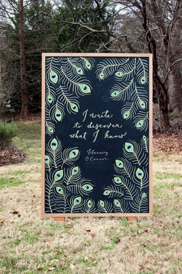 Inspirational Chalkboard Quotations 5