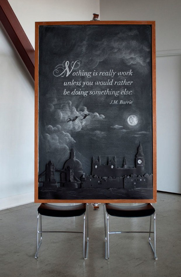 Inspirational Chalkboard Quotations 6