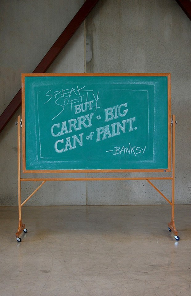Inspirational Chalkboard Quotations 7