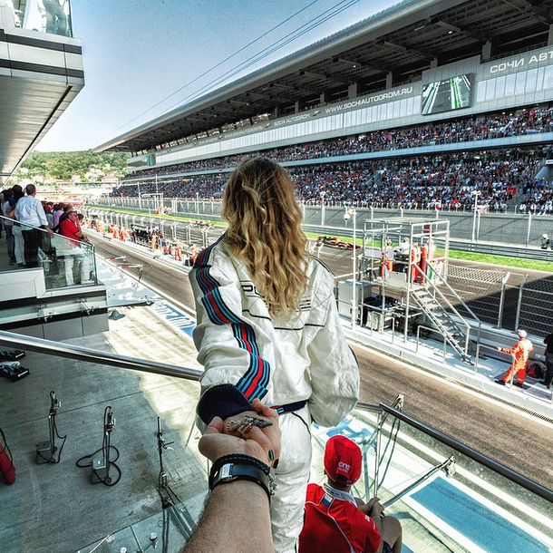 12. Russian Gran Prix Formula One in Sochi