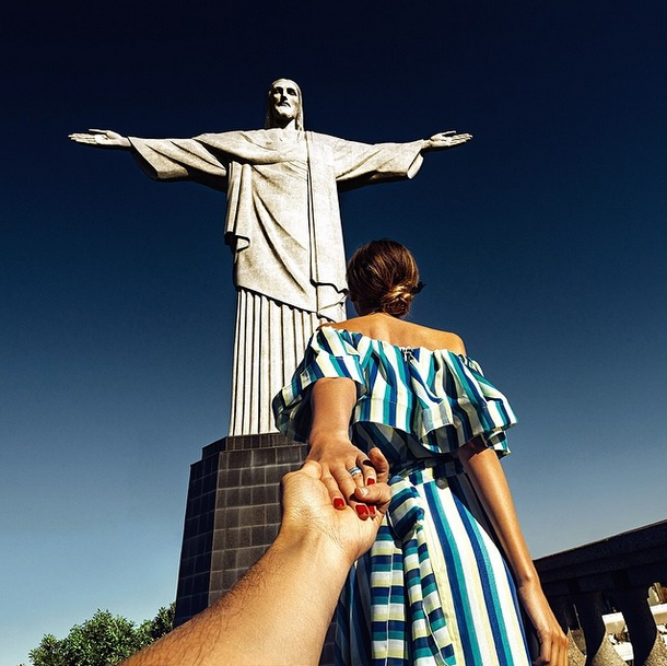 16. Christ The Redeemer Statue in Rio