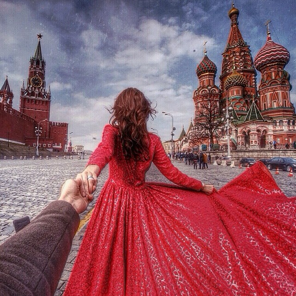 20. The Kremlin in Moscow