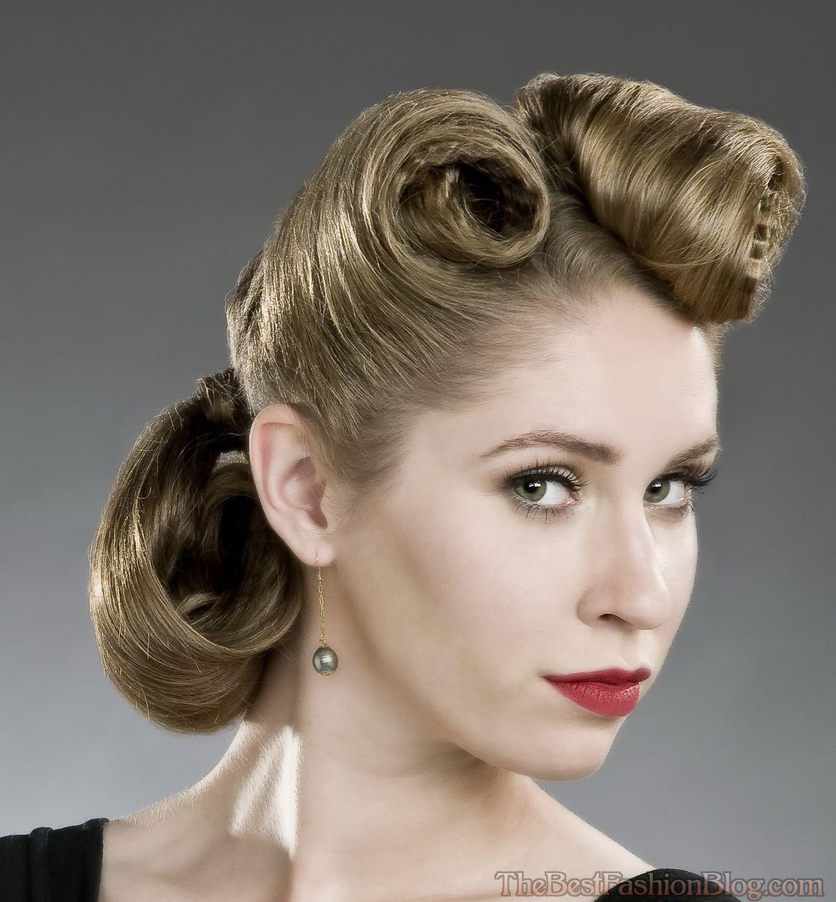 Fashion hairstyles 2015 - 10retro Hairstyles