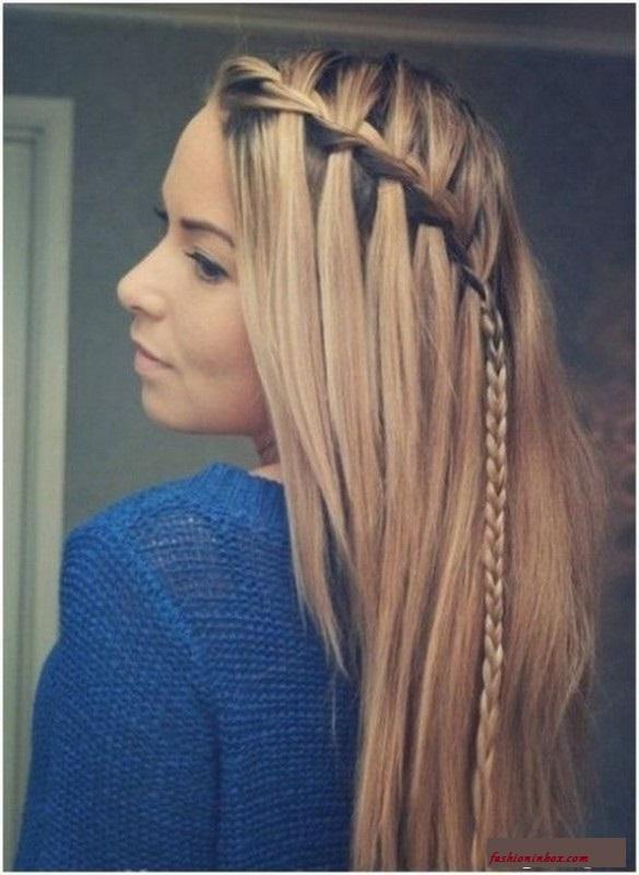 20 best womens hairstyle of 2015 blogrope 19part braided long look urmus Choice Image