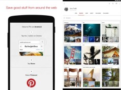 Pinterest android app for women