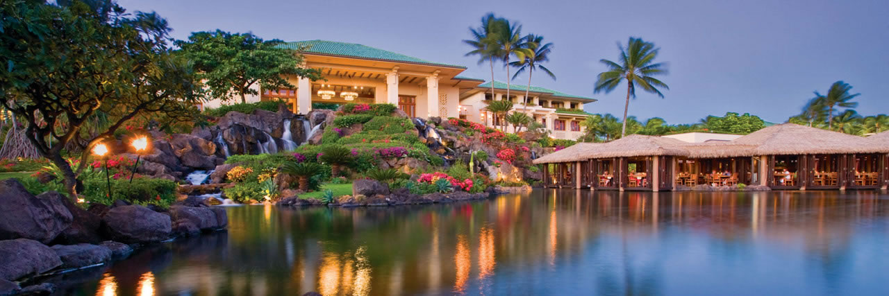 15 top resorts in hawaii for couples blogrope for Best boutique hotels kauai