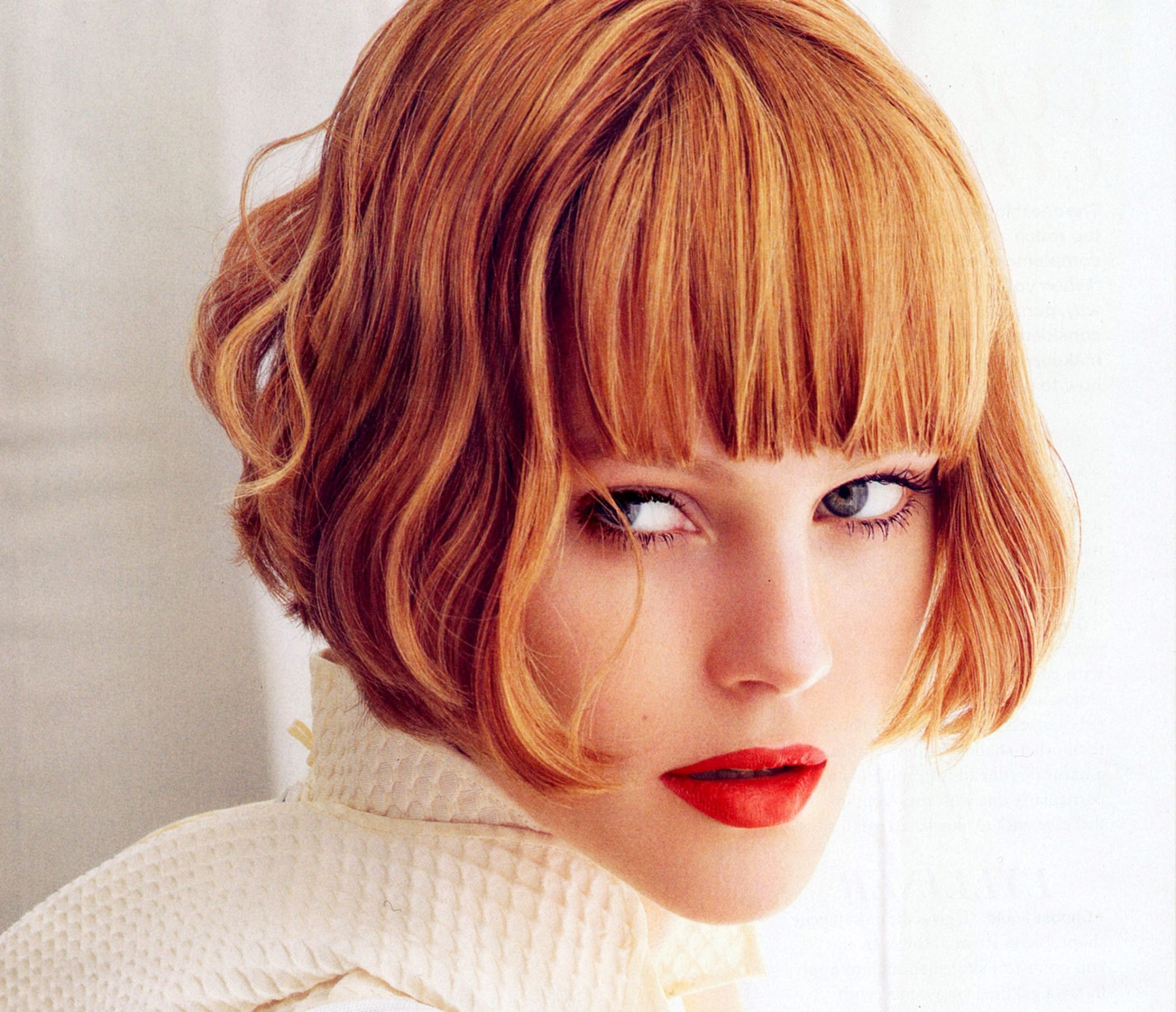 2015 Short Bob Hairstyles with Bangs