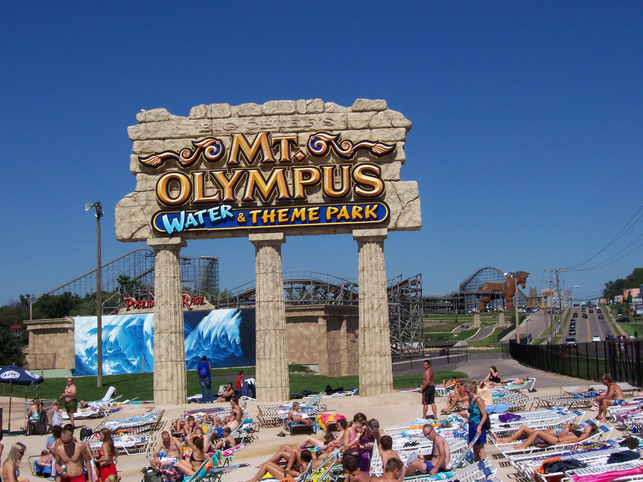 20 of the largest water parks in the world blogrope. Black Bedroom Furniture Sets. Home Design Ideas