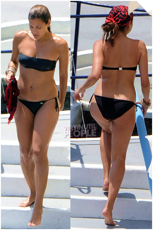 Were visited Eva mendes body remarkable