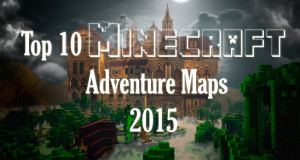 10 Best Minecraft Adventure Maps Ever!