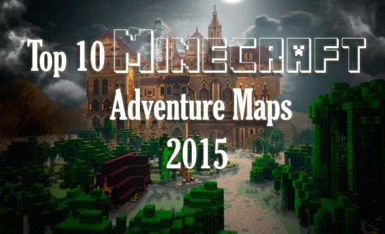 10 Best Minecraft Adventure Maps Ever!
