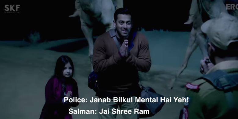 Salman Khan Bajrangi Bhaijaan Dialogues