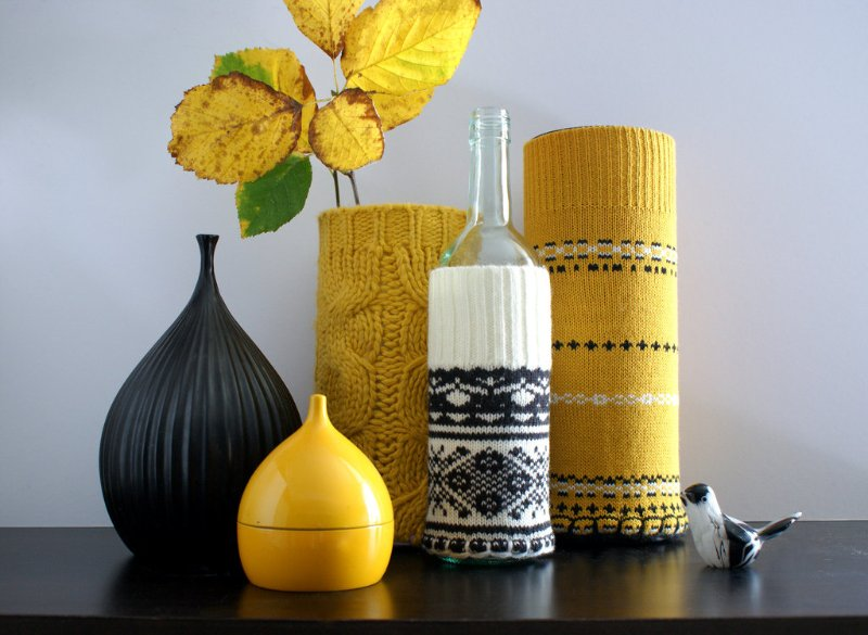25 creative diy home decor ideas you should try blogrope for Handmade things for decoration
