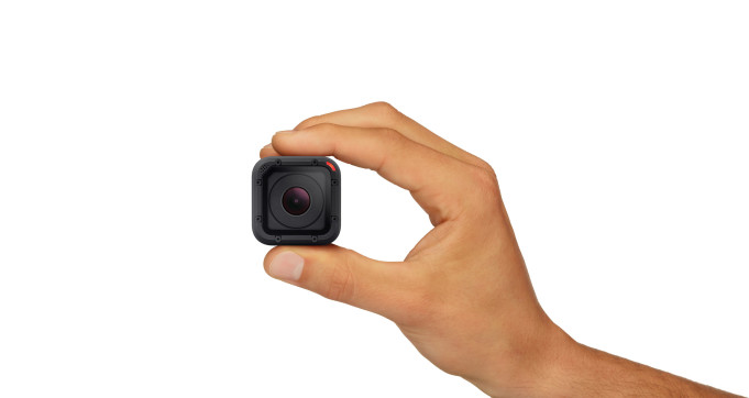 top 5 features of new Hero 4 Session
