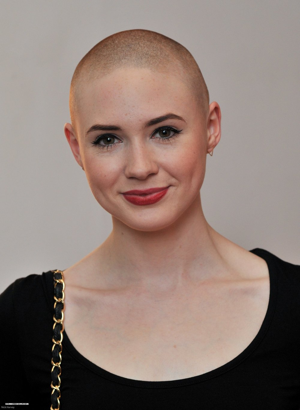 Admire your Shaved heads pictures female dream