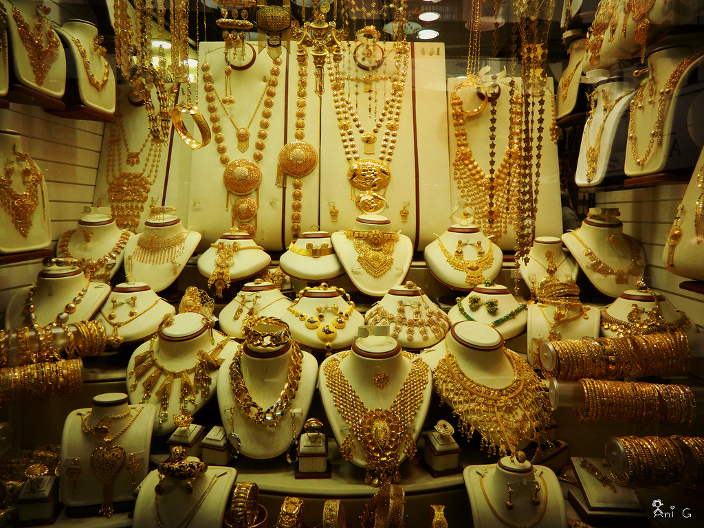 how to buy gold from dubai online