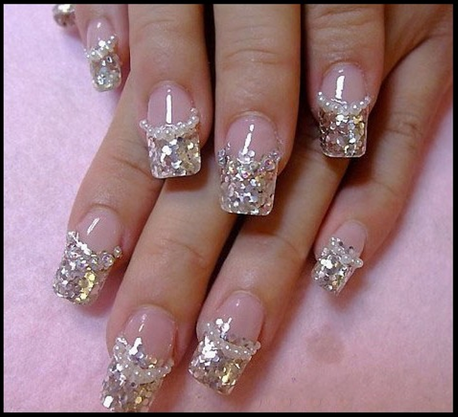 30 unique and stylish nail art designs you should try blogrope 15elegance prinsesfo Image collections