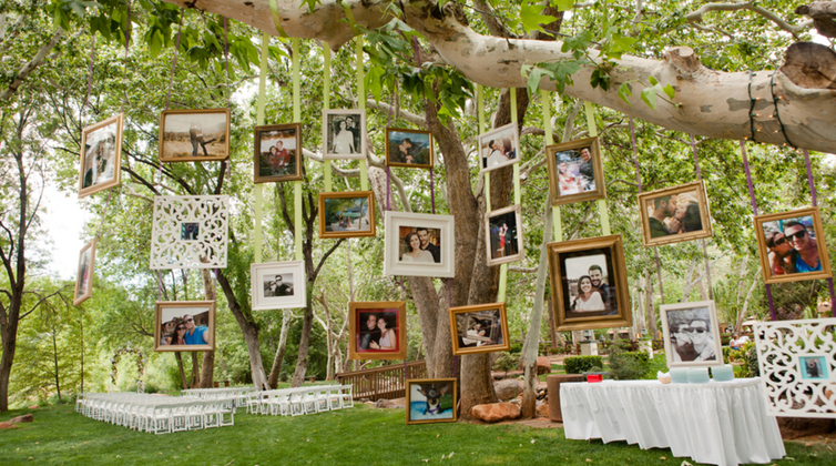 This Beautiful Photo Collection Is Surely A Creative Theme For Your Wedding Reception