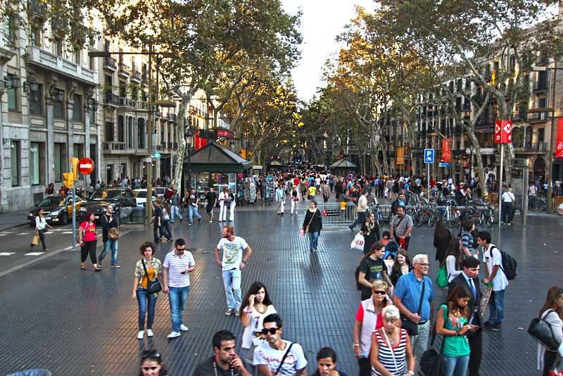 12 things to do in barcelona blogrope for B b barcellona vicino ramblas