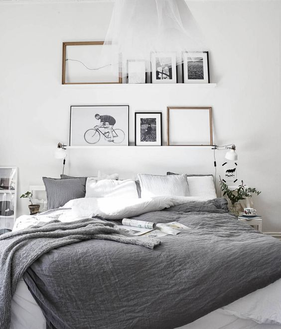 25 Minimalist Bedroom Styling Ideas for White Interiors Blogrope. Bedroom Styling Ideas