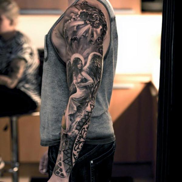 22 Professional Tattoo Designs For Men Arm Amp Shoulder Blogrope