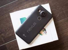 Giveaway Google Nexus 5X 2016