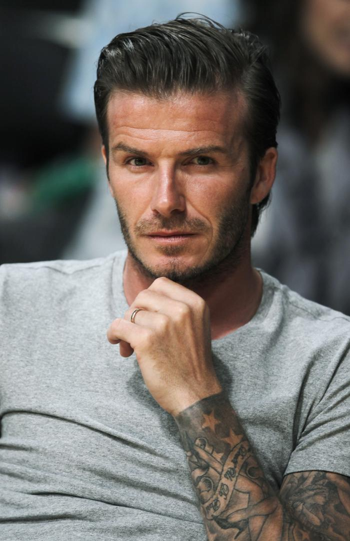Best Pictures Of David Beckham Haircut Blogrope - Latest hairstyle of beckham