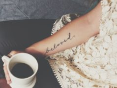 Forearm tattoo designs for girls