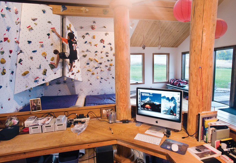 Climbing Wall Design Company : Trendy secret to develop your office space rope