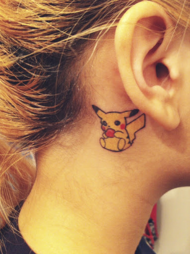 30 gorgeous ear tattoos ideas and designs for girls