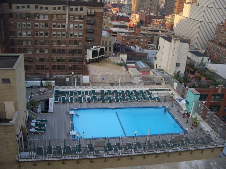 Beat the heat with 14 most coolest rooftop pools of nyc for 57th street salon