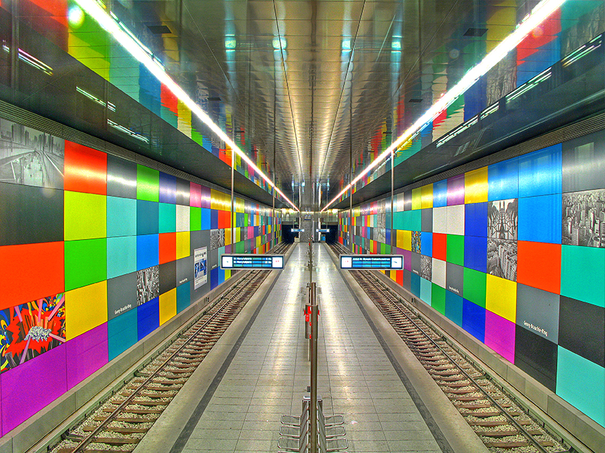 20 Subway Stations With The World S Most Amazing