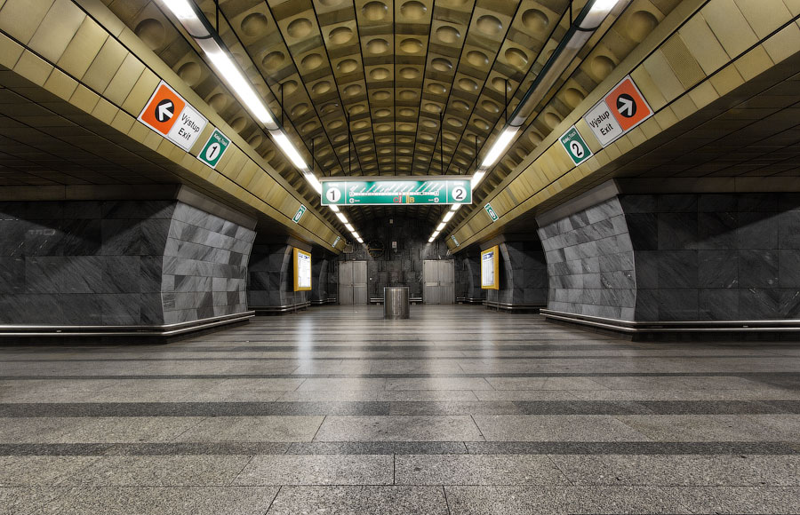 20 Subway Stations With The World's Most Amazing Architecture
