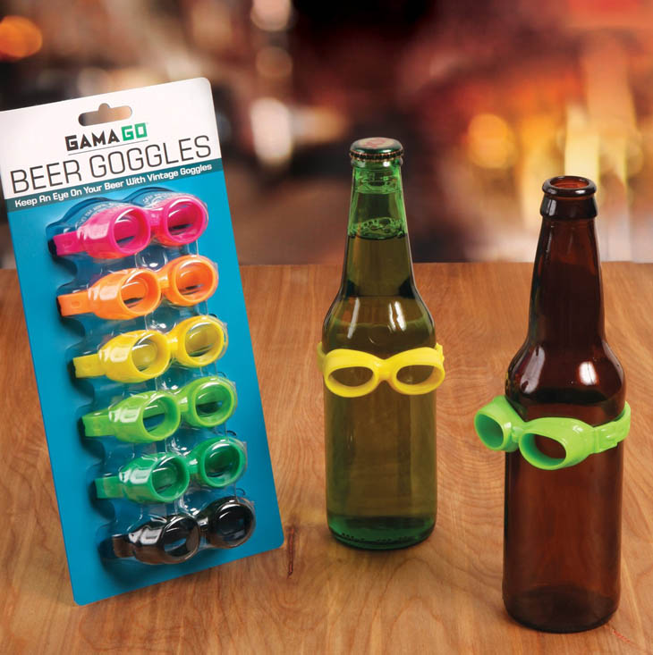 6Beer Goggles Drink Markers