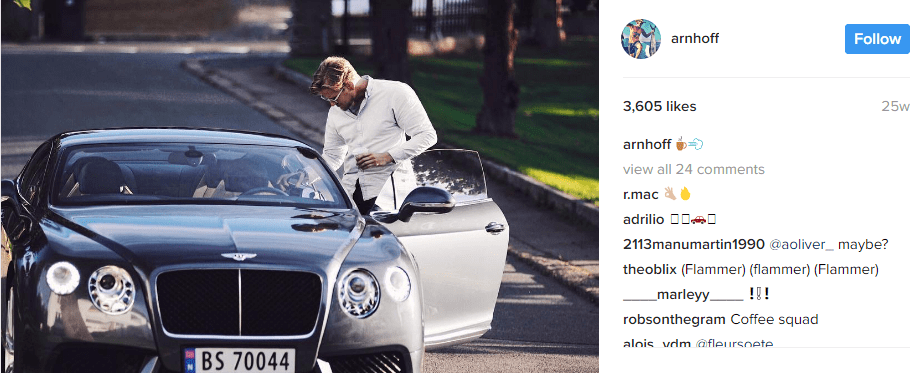 Top 8 Rich Kids of Instagram